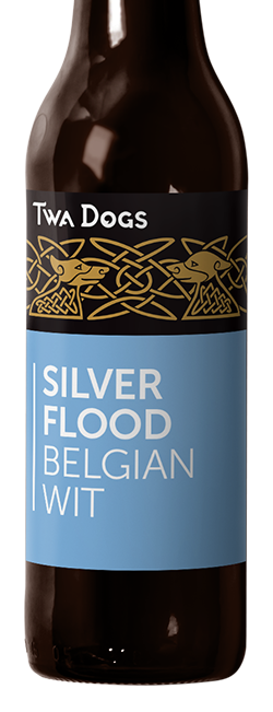Silver Flood Bottle